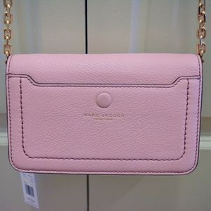 NWT Marc Jacobs Empire City Crossbody Bag/ Wallet